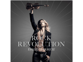 David Garrett - Rock Revolution - (CD + DVD Video)