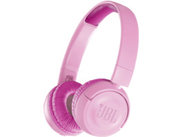 JBL JR300BT, On-ear Kopfhörer, Bluetooth, Pink