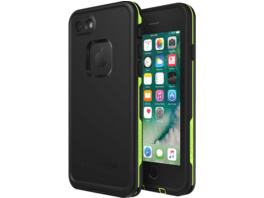LIFEPROOF Fre Handyhülle, Apple iPhone 8, Schwarz