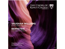 Britten Sinfonia, The Choir Of King's College - Chichester Psalms/Dona Nobis Pacem - (SACD Hybrid)
