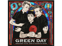 Green Day - Greatest Hits: God's Favorite Band - (CD)