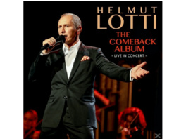 Helmut Lotti - The Comeback Album-Live in Concert - (CD)