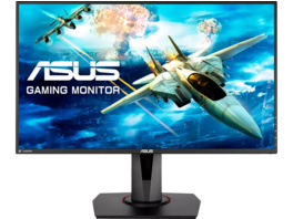 ASUS VG278Q  Full-HD Gaming Monitor (1 ms Reaktionszeit, FreeSync, 144 Hz)