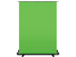 ELGATO Elgato Green Screen - Ein-ausklappbares Chroma Key Panel Green Screen, Grün