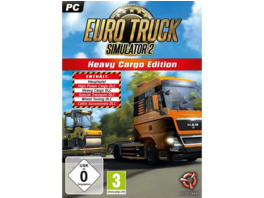 Euro Truck Simulator 2 (Heavy Cargo Edition) - PC
