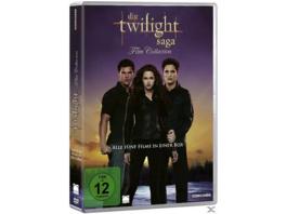 Die Twilight-Saga Film Collection - (DVD)