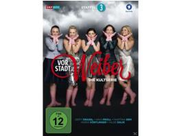 Vorstadtweiber - Staffel 3 - (DVD)