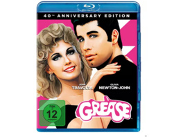 Grease Remastered BD ST - (Blu-ray)
