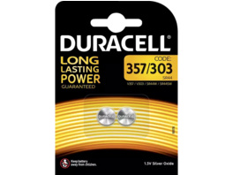 DURACELL Specialty Batterie, Silber