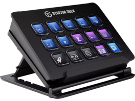 ELGATO Stream Deck - Live Content Creation Controller Stream Deck, Schwarz