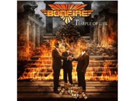 Bonfire - Temple Of Lies (Lim.Digipak) - (CD)