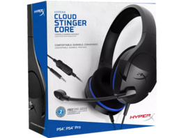 HYPERX Cloud Stinger Core™ Gaming Headset, Schwarz