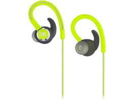 JBL Reflect Contour 2, In-ear Kopfhörer, Headsetfunktion, Bluetooth, spritzwassergeschützt, Grün