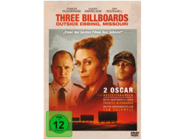Three Billboards Outside Ebbing, Missouri  - (DVD)