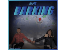 Ramz - Barking (2-Track) - (5 Zoll Single CD (2-Track))