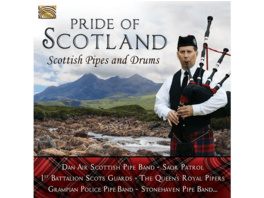 VARIOUS - Pride Of Scotland-Scottish Pipes & Drums - (CD)