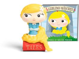 BOXINE Tonie-Hörfigur: 5 Lieblings-Märchen - Rapunzel und 4 weitere Märchen , Mehrfarbig