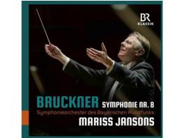 Mariss/so Des Bayerisc Jansons - Sinfonie 8 - (CD)