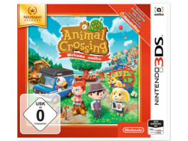 Animal Crossing: New Leaf - Welcome amiibo (Nintendo Selects) - Nintendo 3DS