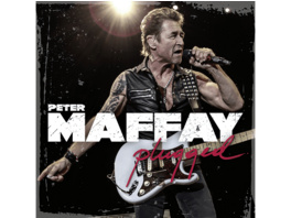 Peter Maffay - plugged - Die stärksten Rocksongs - (CD)