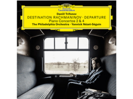 The Philadelphia Orchestra, Daniil Trifonov - Destination Rachmaninov - Departure - (CD)