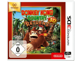 Donkey Kong Country Returns 3D (Nintendo Selects) - Nintendo 3DS