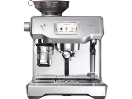 SAGE SES990BSS4EEU1 The Oracle Touch, Espressomaschine, 15 bar