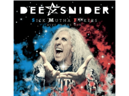 Dee Snider - S.M.F.-Live In The USA - (CD)