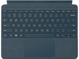 MICROSOFT Surface Go Signature Type Cover, Tastatur