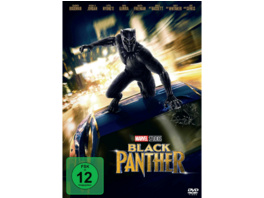 Black Panther - (DVD)