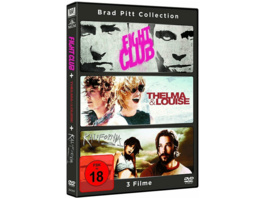 Brad Pitt Collection - (DVD)