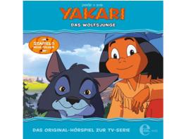Yakari 35 - Das Wolfsjunge - Hörspiel zurTV-Serie - 1 CD - Hörspiel (Kinder)