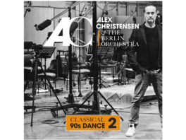 Alex Christensen, The Berlin Orchestra - Classical 90s Dance 2 - (CD)
