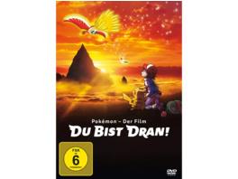 Pokémon - Der Film: Du bist dran! - (DVD)