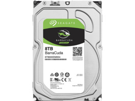 SEAGATE Barracuda, Bulk, 8 TB HDD, 3.5 Zoll, intern