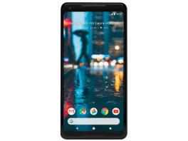 GOOGLE Pixel 2 XL, Smartphone, 64 GB, Just Black
