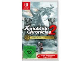 XenobladeChronicles 2: Torna-The Golden Country - Nintendo Switch