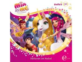 Mia And Me (32) - Original Hörspiel z.TV-Serie-Verloren Im Nebel - 1 CD - Hörspiel (Kinder)