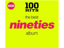 VARIOUS - 100 Hits-Best Nineties Album - (CD)