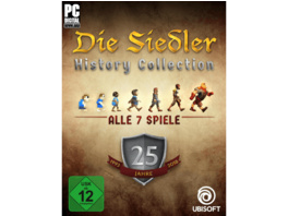 Die Siedler History Collection - PC