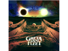 Greta Van Fleet - Anthem of the Peaceful Army - (CD)