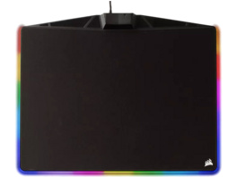 CORSAIR MM800C RGB POLARIS Gaming Mauspad, Schwarz