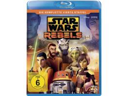Star Wars Rebels - 4. Staffel - (Blu-ray)