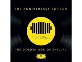 Armstrong,Louis/Mascagni,Pietro/Kleiber,Erich/+ - DG 120-The Golden Age Of Shellac - (CD)