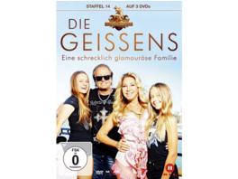 Die Geissens-Staffel 14 (3 DVD) - (DVD)