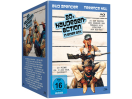 Bud Spencer & Terence Hill: 20x Haudegen-Action - - (Blu-ray)