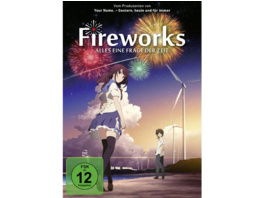 Fireworks - Alles eine Frage der Zeit - (DVD)