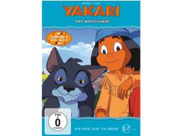 Yakari - das Wolfsjunge (Staffel 5 Folge 35) - (DVD)