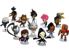 AMS Cute But Deadly S3 Overwatch Spielfiguren, Mehrfarbig