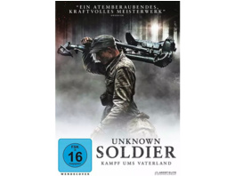 Unknown Soldier - (DVD)